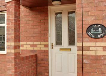 Thumbnail 4 bed detached house for sale in Mill Rise, Skidby, Cottingham