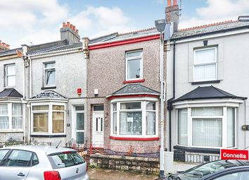 Thumbnail 3 bed terraced house for sale in Victory Street, Plymouth, Devon