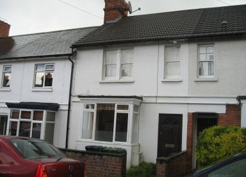 Thumbnail 1 bed terraced house to rent in Alexandra Road, Basingstoke