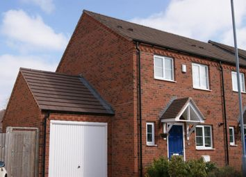 Thumbnail 3 bed terraced house to rent in Martley Close, Binley, Coventry