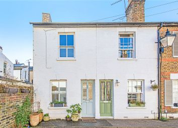 Thumbnail 2 bed end terrace house for sale in Connaught Road, Richmond, Surrey