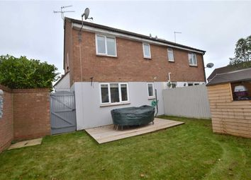 Thumbnail 1 bed end terrace house for sale in The Pastures, Chells Manor, Stevenage, Herts