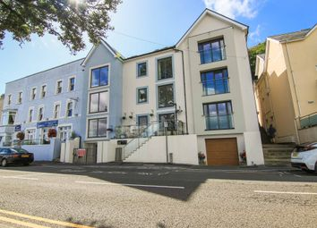 Thumbnail 3 bed flat for sale in Mumbles Road, Mumbles, Swansea