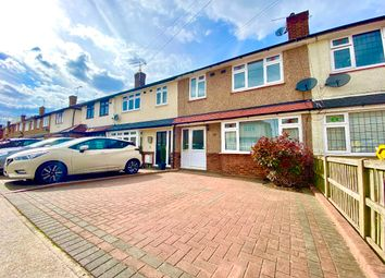Thumbnail 3 bed terraced house for sale in Birkdale Avenue, Harold Wood, Romford
