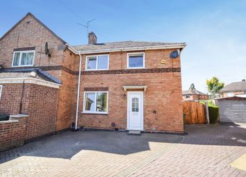 Thumbnail 3 bed end terrace house for sale in Crawford Grove, Corby, Northamptonshire