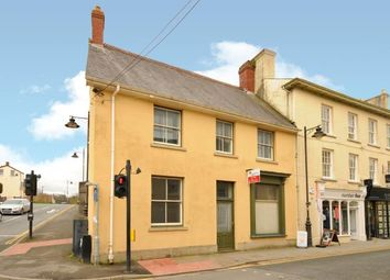 Thumbnail Retail premises for sale in The Struet, Brecon