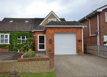Thumbnail 3 bed semi-detached house for sale in Harrow Road, Hempstead, Gillingham