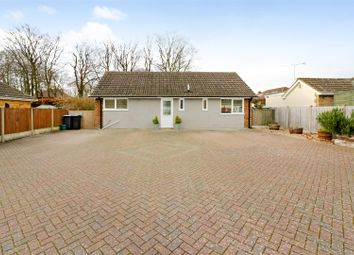 Thumbnail 3 bed bungalow for sale in St. Andrews Gardens, Shepherdswell, Dover