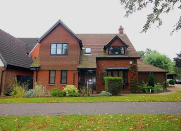 Thumbnail 4 bed detached house for sale in Broxted Mews, Brentwood