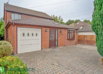 Thumbnail 4 bed detached house for sale in Blythe Road, Dobbs Weir, Hoddesdon