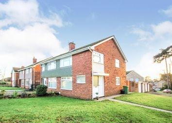 Thumbnail 3 bed semi-detached house for sale in Marchwood Close, Rumney, Cardiff