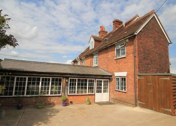 3 bed end terrace house for sale in Goudhurst Road, Cranbrook, Kent TN17