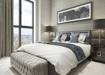 Thumbnail 1 bed flat for sale in Liberty Building, Canary Wharf, Isle Of Dogs