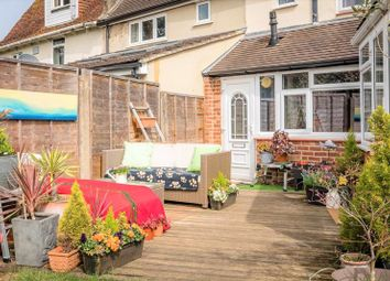 Thumbnail 2 bed terraced house for sale in Crutchfield Lane, Walton-On-Thames
