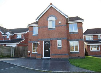 Thumbnail 4 bed detached house for sale in Cholmley Drive, Newton-Le-Willows