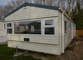 Thumbnail 2 bedroom mobile/park home for sale in Solent Breezes Holiday Park, Hook Lane, Warsash, Nr Fareham