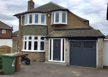 Thumbnail 3 bed detached house to rent in Lowlands Avenue, Streetly