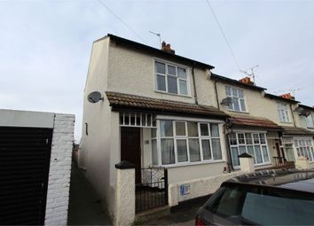 Thumbnail 2 bed end terrace house to rent in Albany Road, Gillingham, Kent