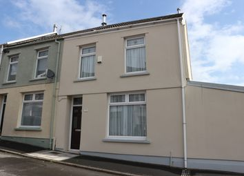 Thumbnail 3 bed end terrace house for sale in Williams Place, Penydarren, Merthyr Tydfil