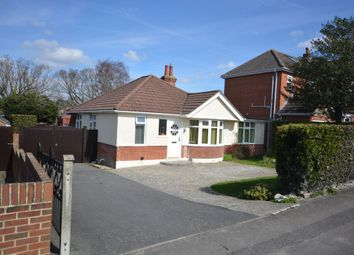 3 bed detached bungalow for sale in Dorchester Road, Oakdale, Poole BH15