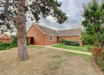 Thumbnail 3 bed bungalow for sale in Pear Tree Close, Bromham, Bedford