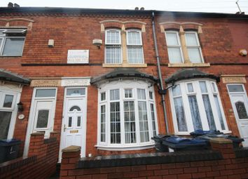 Thumbnail 2 bed terraced house for sale in Cobham Road, Bordesley Green, Birmingham