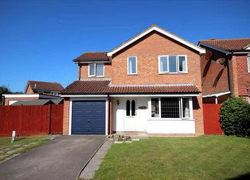 Thumbnail 4 bed detached house for sale in Kingfisher Close, Worthing