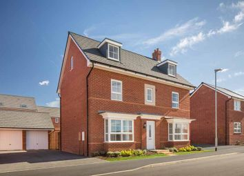 "Thumbnail 5 bedroom detached house for sale in ""Malvern"" at Torry Orchard, Marston Moretaine, Bedford"