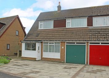 Thumbnail 3 bedroom semi-detached house for sale in Bleasdale Avenue, Staining, Blackpool, Lancashire