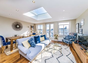 Thumbnail 3 bed flat to rent in Fairholme Road, London
