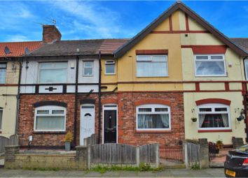Thumbnail 2 bed terraced house for sale in Ash Street, Middleton