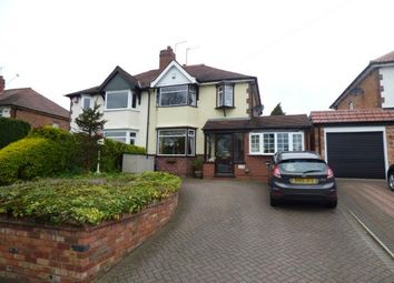 Thumbnail 3 bedroom semi-detached house for sale in Spies Lane, Halesowen, West Midlands