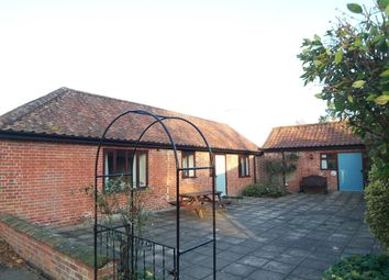 Thumbnail 2 bed semi-detached bungalow to rent in Yoxford Road, Sibton, Saxmundham