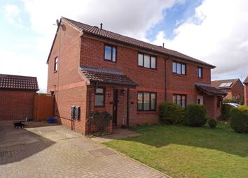 Thumbnail 3 bed semi-detached house for sale in Truemper Grove, Caversfield, Bicester