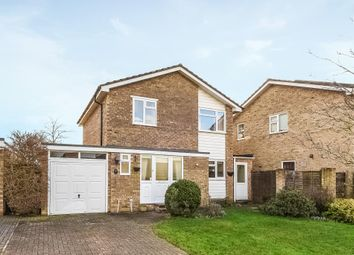 Thumbnail 3 bed detached house for sale in Woodstock, Oxfordshire