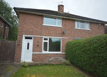 Thumbnail 2 bed semi-detached house for sale in Coterel Crescent, Cantley, Doncaster