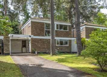 Thumbnail 3 bedroom semi-detached house for sale in Heathermount Drive, Crowthorne, Berkshire