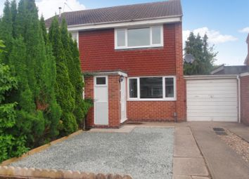 Thumbnail 2 bed semi-detached house to rent in Prestbury Close, Redditch