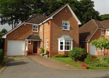 Thumbnail 4 bedroom detached house to rent in Bramble Close, Uppingham, Oakham