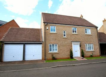 Thumbnail 4 bed detached house for sale in Alexander Chase, Ely