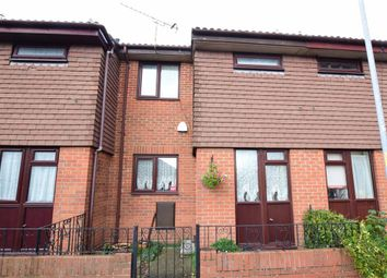 Thumbnail 2 bed terraced house for sale in Old Canal, Southsea, Hampshire