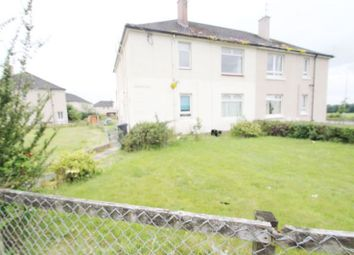 Thumbnail 2 bed flat for sale in 4, Cairnhill Place, New Cumnock KA184Jl