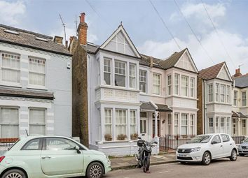 Thumbnail 3 bed flat for sale in Roskell Road, London