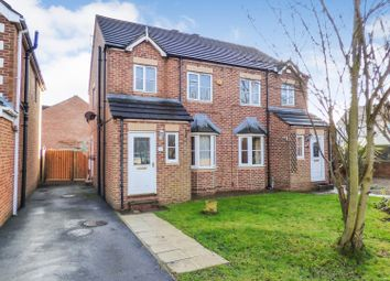 Thumbnail 3 bed semi-detached house for sale in Ninelands View, Garforth