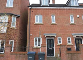 Thumbnail 3 bed end terrace house for sale in Brewers Square, Edgbaston, Birmingham