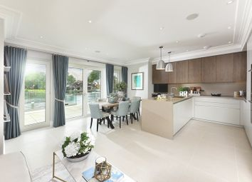 Thumbnail 4 bedroom town house for sale in Mill Lane, Taplow