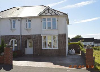 Thumbnail 3 bedroom semi-detached house for sale in Bryn Road, Swansea