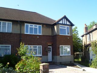 Thumbnail 2 bed flat to rent in Valley Close, Pinner