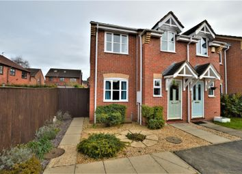 Thumbnail 3 bed end terrace house for sale in Clover Gardens, Stamford