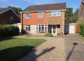 Thumbnail 5 bed detached house for sale in Grattons Drive, Crawley